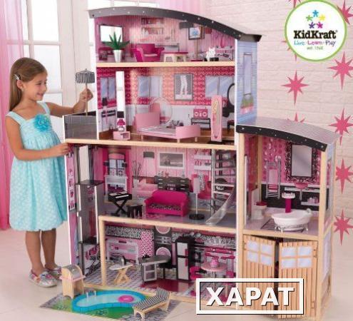 Мир мечты для кукол как сделать дом