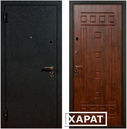 заказ нестандартных звукоизоляционных входных дверей