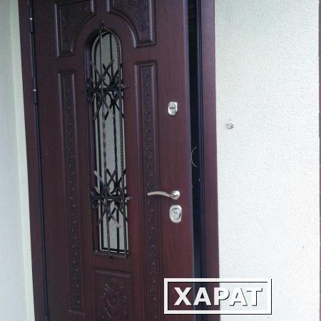 нестандартные входные двери металлические москва