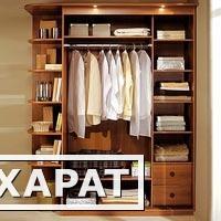 Пример внутреннего наполнения шкафа-купе аристей (aristey). .