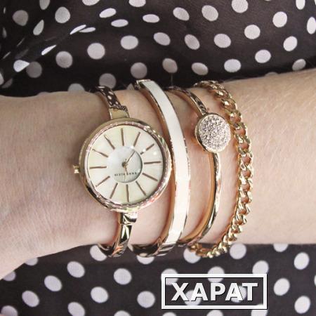 Духи привлекают, часы anne klein с браслетами женские купить в москве намного более