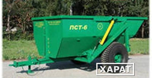 полуприцеп самосвальный тракторный пст-6 отзывы процедуры карбонового