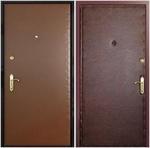 входная дверь винилкожа отделка внутри